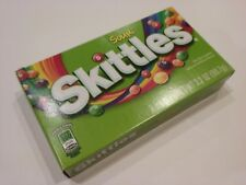 Sour Skittles Bite Size Candies 3.2 oz 90.7 g Movie Theater Size Candy