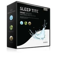PR1ME® SMOOTH MATTRESS PROTECTOR by Sleep Tite® , NEW, FREE SHIPPING