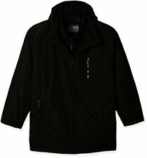 Calvin Klein Men's Big and Tall Poly Bonded Hooded Vestie - Choose SZ/Color