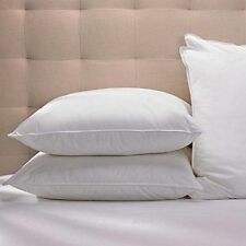 Down Alternative Set of 2 Pillows Super Plush Hypoallergenic Fast Free Shipping