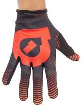 Six Six One Black-Red 2016 Comp Vortex MTB Gloves