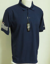 NEW S-2XL Navy Blue OGIO Golf New England Patriots db Polyester #45Q Polo Shirt