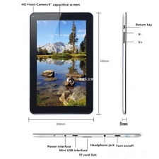 9'' A33 F900 Quad Core Dual Camera Google Android 4.4 WIFI 1G + 16G Tablet AU