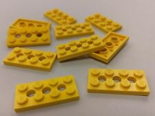 Bulk Lot Lego Part 3709b: Technic, Plate 2 x 4 with 3 Holes x 10