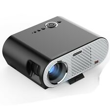 GP90UP Wireless 1280*800 LED Projector LCD Android 4.4 HD Home Theater WIFI RJ45