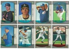 2000 Bowman Complete Team Set 29 Available Rookie Card RC Base Set