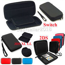 New EVA Hard Shell Travel Carrying Case Bag For Nintendo Switch / 2DS /3DS XL LL