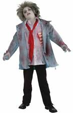 Undead Zombie Boy Halloween Costume Genuine Forum Novelties - New
