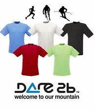 Dare2b Conclude Mens Wicking Quick Dry Sports Excersize T-Shirt