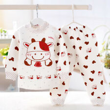 Autumn Cotton Soft Baby Set Tops + Pants Baby Clothing Kids Clothing Sets