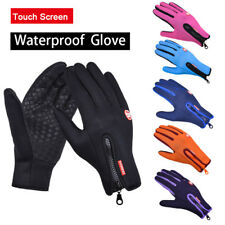 New Arrived Brand Women Men M L XL Ski Gloves Snowboard Gloves Motorcycle Riding