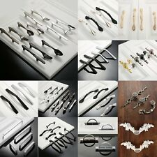 Cupboard Door Pulls Handles Door Knobs Fashion Handles Cabinet Knobs Furniture