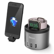 Oittm Charger Dock For Apple Watch Series 3/2 Charging Dock Station With Phone H
