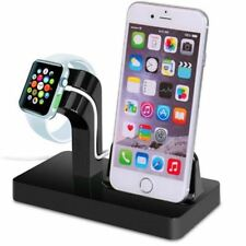 NEW Portable 2 in 1 Charging Dock For Apple Charger Holder For iWatch For iPhone