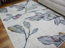 Modern Contemporary Design Leaves n Branches Floor Area Rug