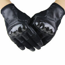 Outdoor Tactical Gloves Hunting Cycling Motorcycle Full Finger Carbon fiber Warm