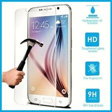100% GENUINE CLEAR TEMPERED GLASS SCREEN PROTECTOR COVER FOR ALL SAMSUNG GALAXY