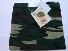 Baby Toddler Boys Long Sleeve Camouflage Shirt 100% Cotton 2T 3T 4T