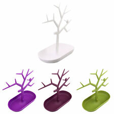 Jewelry Necklace Ring Earring Tree Stand Display Organizer Holder Rack HQ