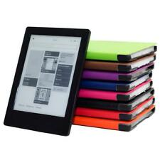 New and High Quality PU Leather Cover Case For KOBO AURA H2O eReader+Touch Pen