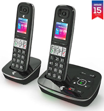 TELSTRA Call Guardian 301 Qaltel CORDLESS HOME PHONES, ANS/MACHINE 2 HANDSET
