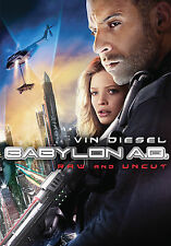 Babylon A.D. (DVD, 2009, Checkpoint; Sensormatic; Widescreen; Unrated;...