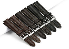 Genuine Leather Watch Band Strap12 13 14 16 18 19 20 21 22mm for Timex Weekender