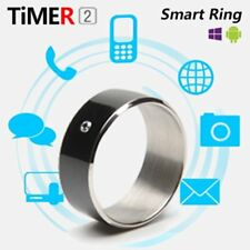 MJ2 Waterproof Dust-proof NFC Chip Smart Finger Ring For Android Mobile Phone GA