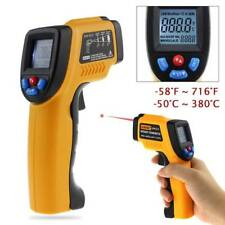 Thermometer Infrared Thermometer Digital Outdoor Laser Pyrometer IR