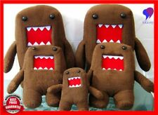 Collectible Anime Cartoon Brown Domo Kun Soft Plush Stuffed Doll Toys Best Gift