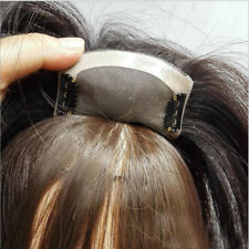 3.54''*5.9'' Base 100% Human Hair Toupee Hairpiece Top Replacement For Women