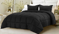 Super Soft Down Alternative Striped Comforter Set, Twin/Queen/King Size