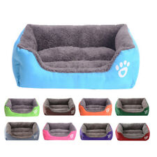 Pet Dog Cat Bed Puppy Cushion House Soft Warm Kennel pet tents Dog Mat