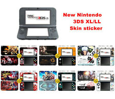 New Attack on Titan Game Vinyl Skin Sticker Decals Cover for Nintendo New 3DS XL