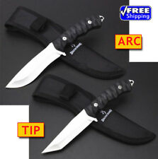 Fixed Blade Hunting Knife 2019 Stainless Steel Knives Outdoor Survival Camping