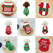 Pet Dog Cat Coat Jacket Winter Clothe Puppy Sweater Clothing Apparel Lovely New