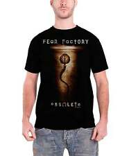 Fear Factory Obsolete Official Mens New Black T Shirt