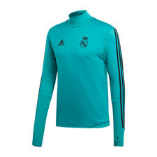 Adidas Real Madrid Training Jacket Turquoise