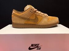 """NIKE SB DUNK LOW TRD QS """"REESE FORBES"""" DUNE-WHEAT-MED BROWN"""