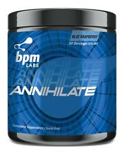 BPM Labs Annihilate - 50 Serves CHOOSE FLAVOUR - Intense Thermo