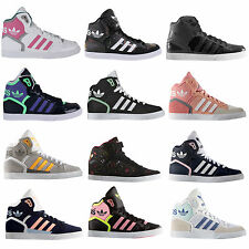Adidas Originals Extaball Damen High Sneaker Sneakers Casual Shoes NEW
