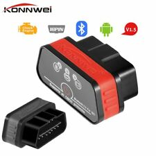 KW901 ELM327 OBD2  OBDII Car Diagnostic Tool Code Scanner for Android for ISO M2