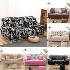 1-4 Seater Stretch Sofa Loveseat Couch Protect Cover Slipcover Washable L Shape