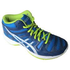 ASICS Youths Trainers Gel-Beyond 4 MT GS Powder Blue/Silver/Lime UK13 - UK5