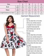 Women Square Collar Big Size Floral Printed Knee Length Vintage Gown Dress