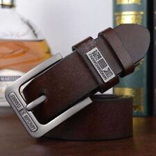 3 Color New Fashion Pu Leather Stylish Design Waist Belt For Men