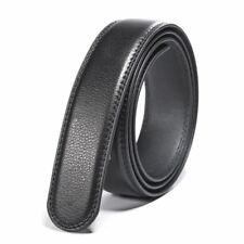 New Stylish Solid Color Casual Wear PU Leather Fashion Belt For Men