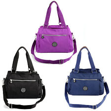 Ladies' Nylon Causal Handbag Shoulder Bag Tote Satchel Purse Messenger Bag
