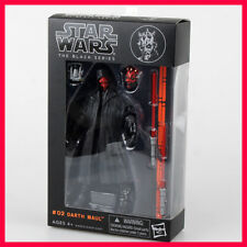 New Star Wars The Black Series Darth Maul Action Figure Collectible Model Toy