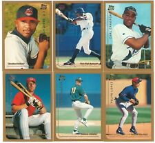 1999 Topps Traded Complete Team Set from Factory Set Rookie RC 99